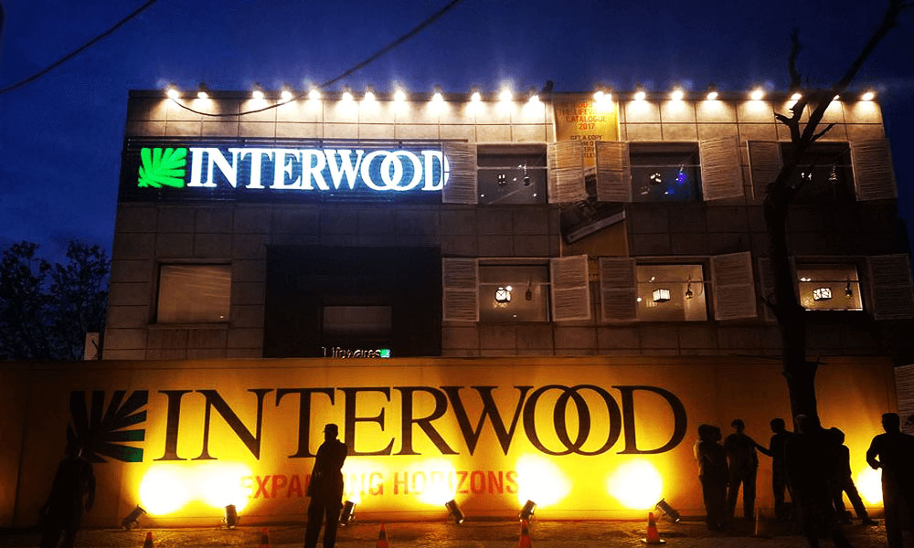Interwood Biggest Store Launch in Pakistan