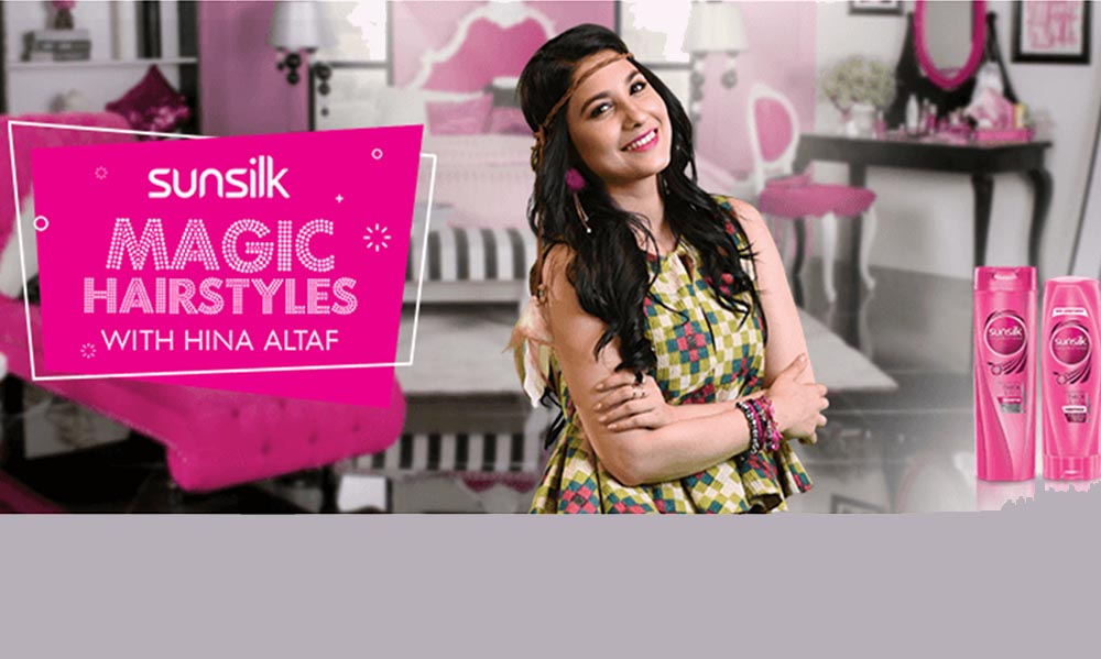 Sunsilk Magic Hair Looks