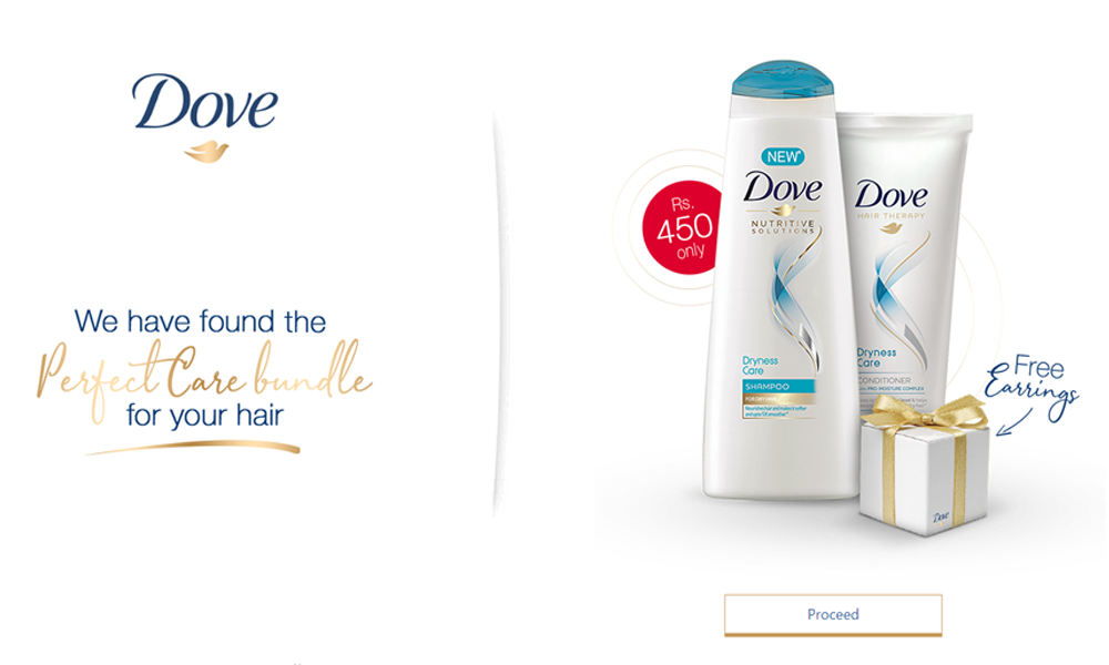 Dove Women's Day Campaign